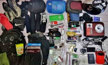 Silent Bug out Bag