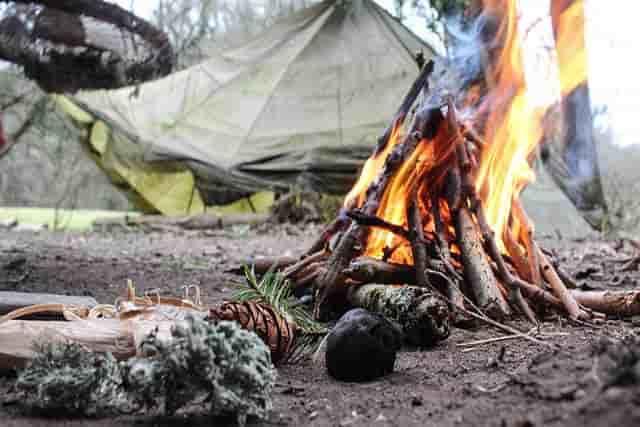 Survival Camp Planning